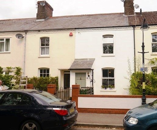 Thumbnail Terraced house to rent in Phoenix Park Terrace, Basingstoke