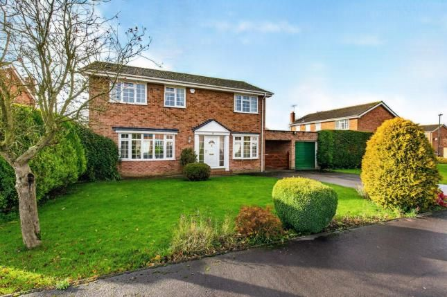 Thumbnail Detached house for sale in Meadow Court, Scruton, North Yorkshire