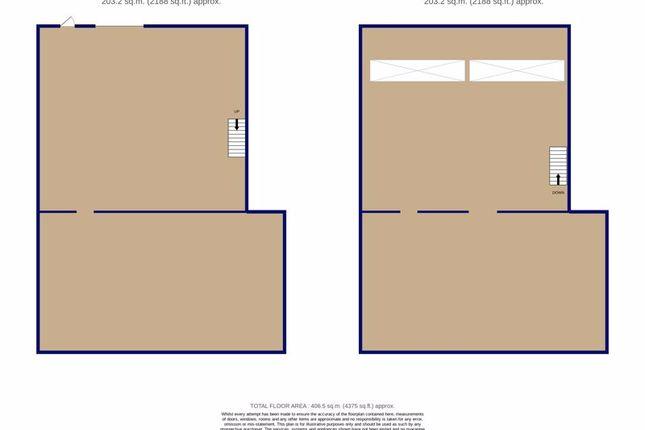 Floor Plan of City Road, Bradford BD8