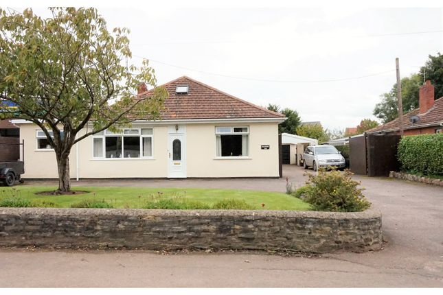Thumbnail Detached bungalow for sale in Bridgwater Road, Taunton
