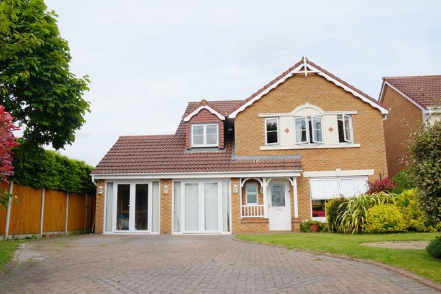 Thumbnail Detached house for sale in Westerhope Way, Widnes