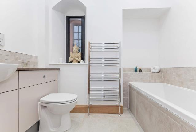 Bathroom of Morar House, 17 Upper Colquhoun Street, Helensburgh, Argyll And Bute G84
