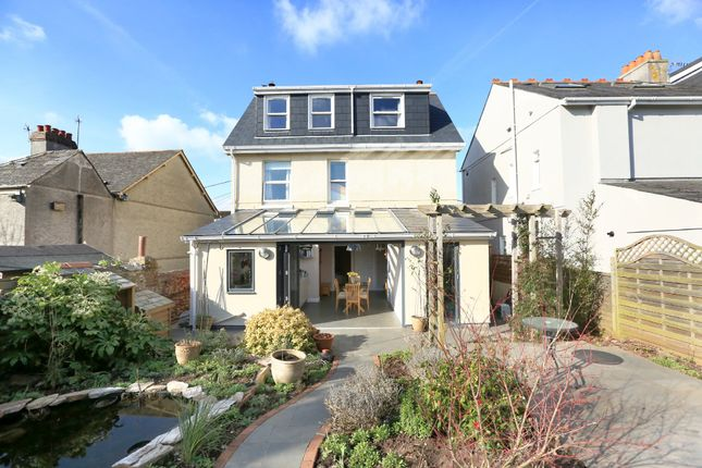 Thumbnail Detached house for sale in Endsleigh Road, Plymstock, Plymouth