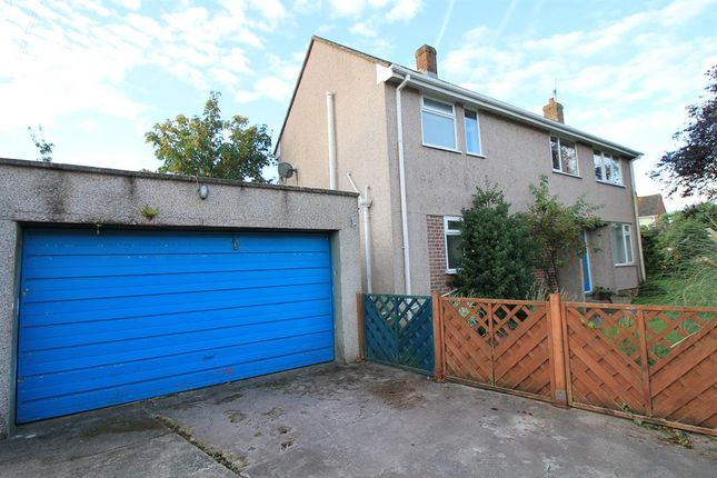 Thumbnail Detached house for sale in Cleeve Drive, Cleeve, North Somerset
