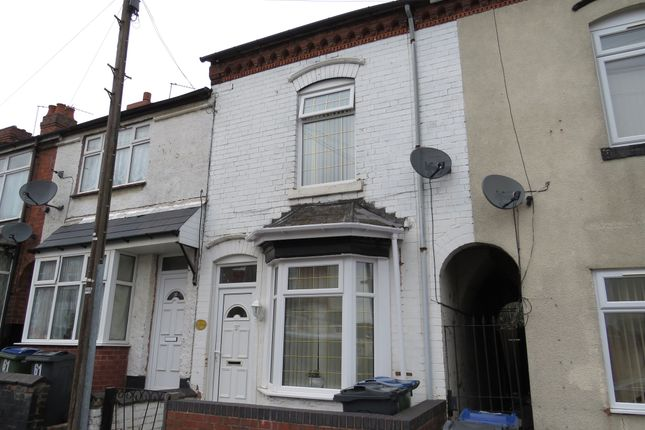Thumbnail Semi-detached house for sale in Parkhill Road, Bearwood, Smethwick