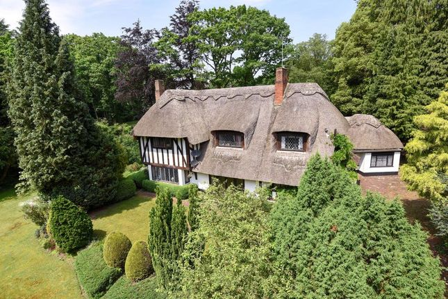 4 bed detached house for sale in Pirbright, Woking