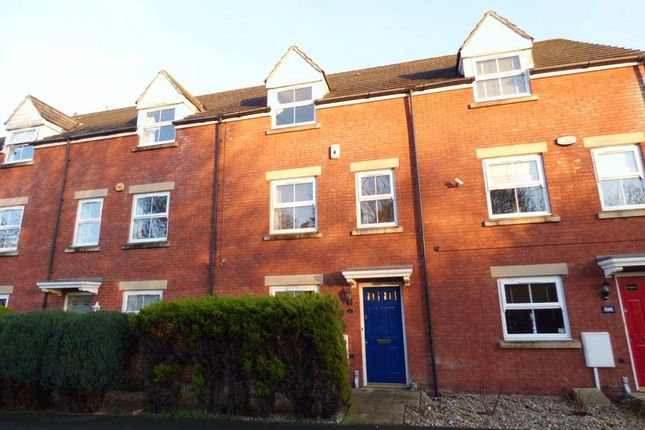 Thumbnail Terraced house for sale in The Plantation, Abbeymead, Gloucester