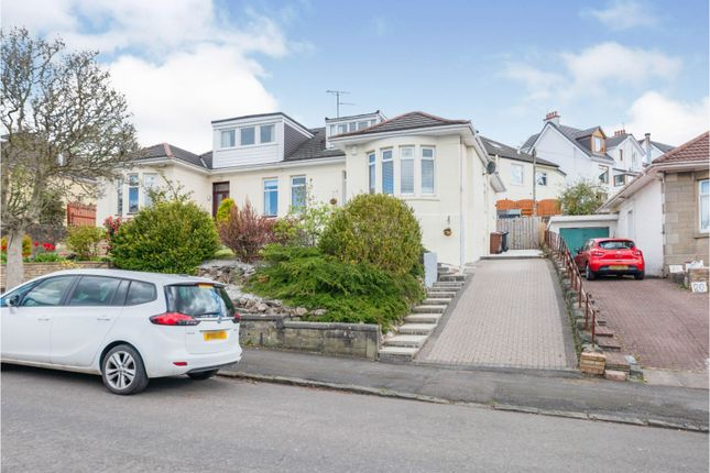 Thumbnail Bungalow for sale in Buchlyvie Road, Paisley