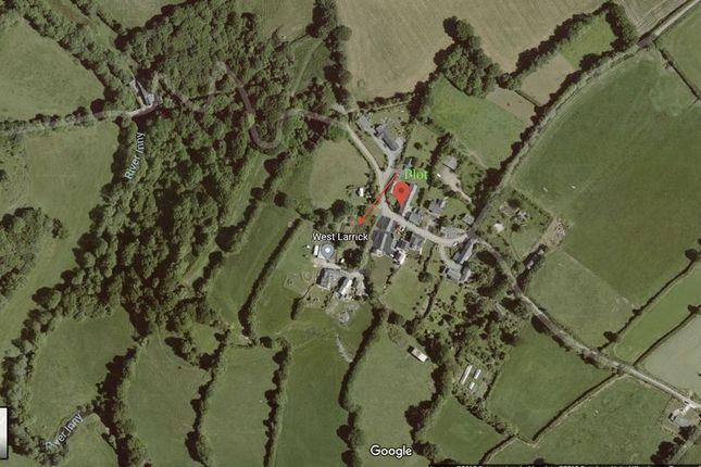 Thumbnail Land for sale in Trebullett, Launceston, Cornwall.