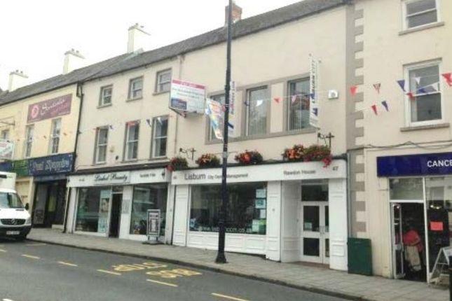 Thumbnail Retail premises to let in 45-47 Market Square, Lisburn