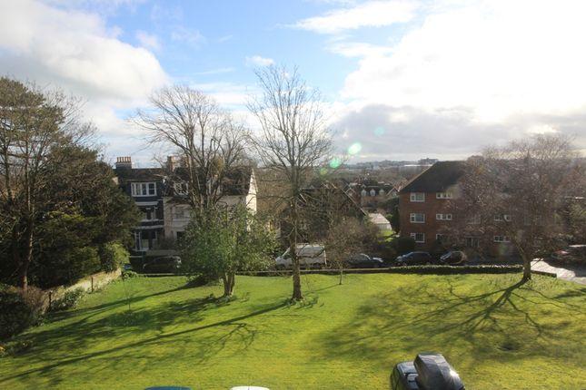 Thumbnail Flat for sale in Arundel Road, Upperton, Eastbourne