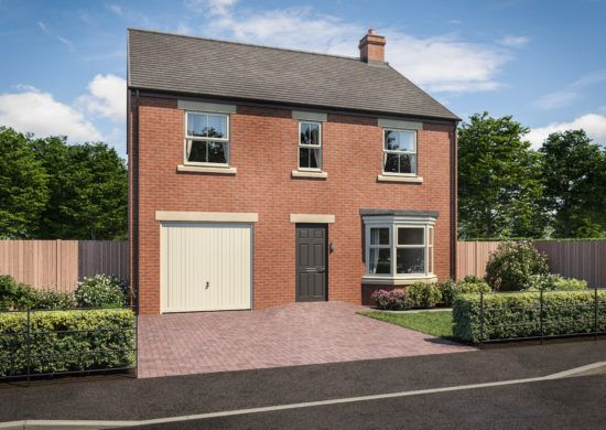 Thumbnail Detached house for sale in Throckley, Newcastle Upon Tyne