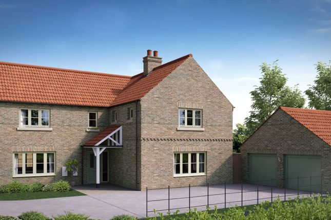 Thumbnail Detached house for sale in Plot 8, The Copse, Marton Cum Grafton, Near Boroughbridge