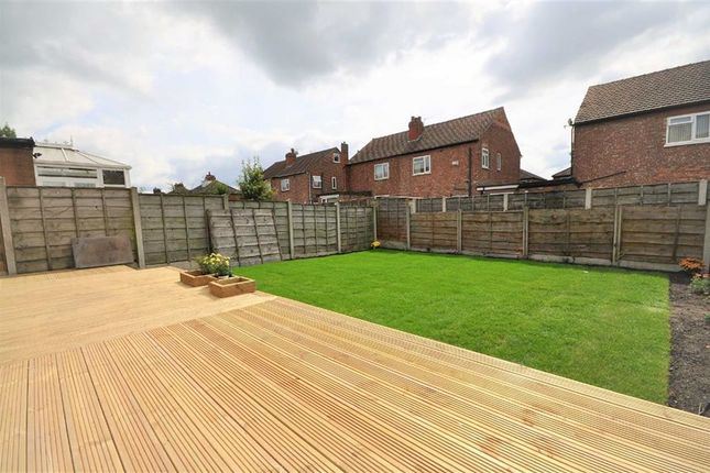 Thumbnail Semi-detached house for sale in Balmoral Drive, Denton, Manchester