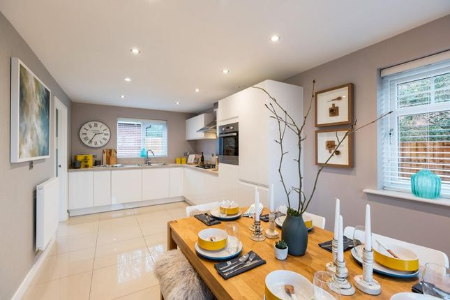 """3 bed detached house for sale in """"Elmley"""" at """"Elmley"""" At Oaks Road, Great Glen, Leicester LE8"""