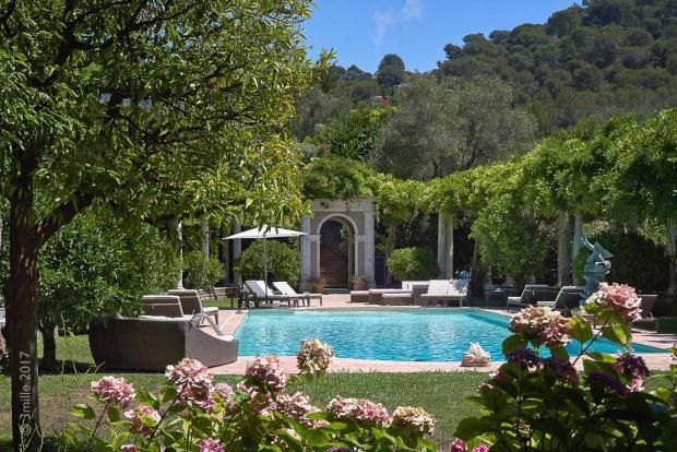 Thumbnail Country house for sale in Isola Bella, Cannes, French Riviera, 06400