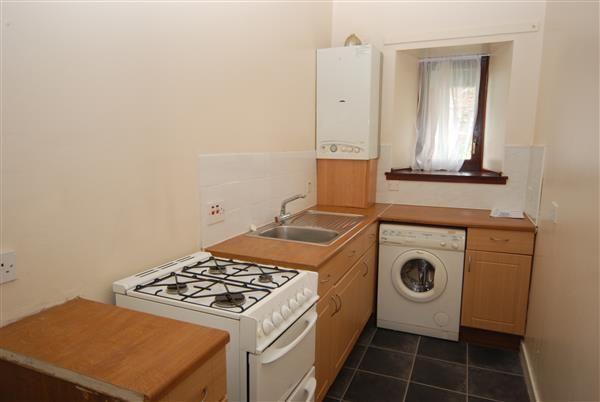 Kitchen: of Glasgow Street, Ardrossan KA22