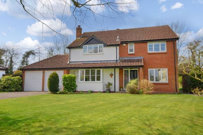 Thumbnail Detached house for sale in Five Acres Cambridge Road, Stansted