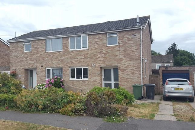 Thumbnail Semi-detached house to rent in Mendip Road, Yatton, Bristol