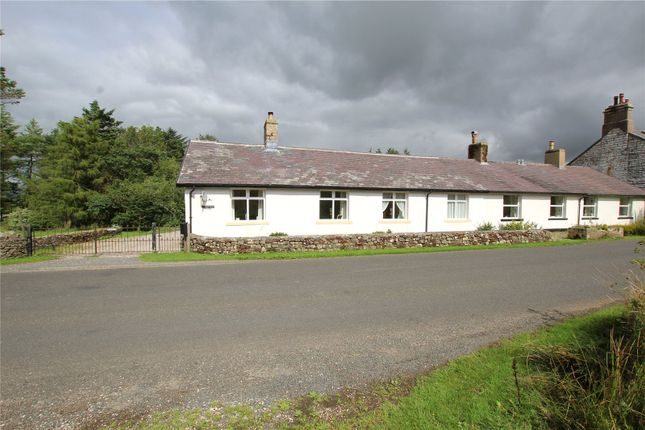 Thumbnail Semi-detached bungalow for sale in 3-4 Aisgill Moor Bungalows, Aisgill, Kirkby Stephen, Yorkshire Dales