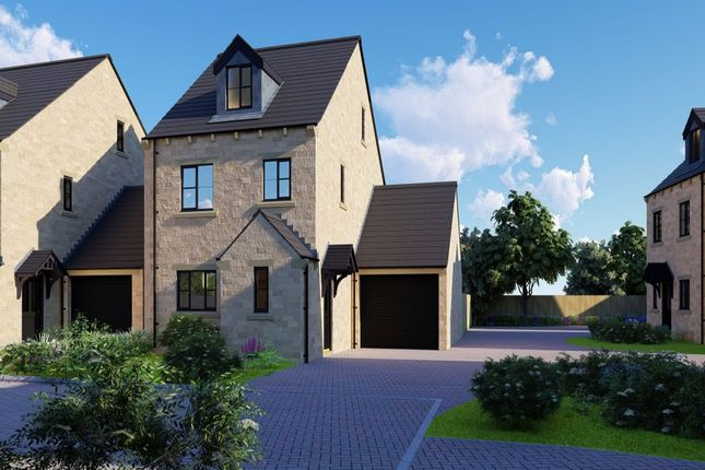 Thumbnail Detached house for sale in Cherry Tree Grove, Royston, Barnsley