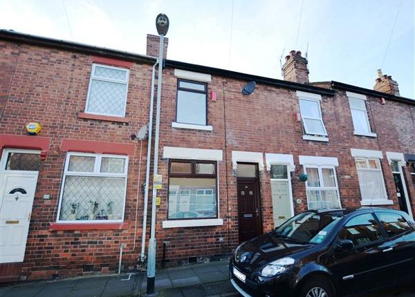 Thumbnail Terraced house to rent in Clare Street, Basford, Stoke-On-Trent