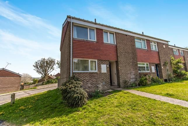 2 bed end terrace house for sale in Hayward Road, Lewes, East Sussex