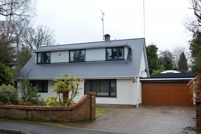 Thumbnail Detached house for sale in Kiln Ride, Finchampstead