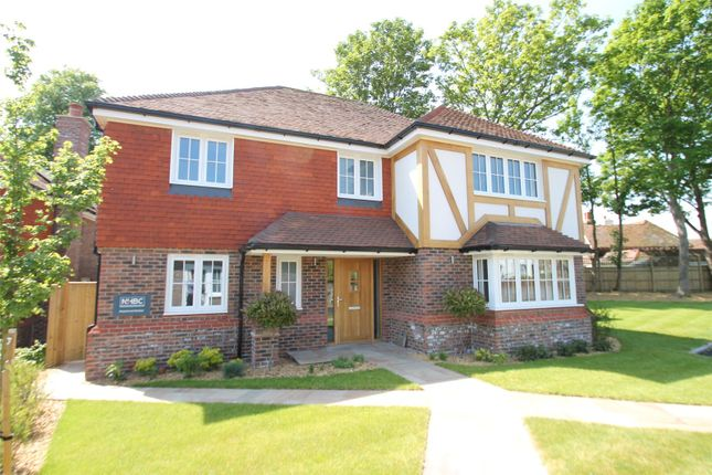 Thumbnail Detached house for sale in Ham Manor Private Estate, West Drive, Angmering, West Sussex