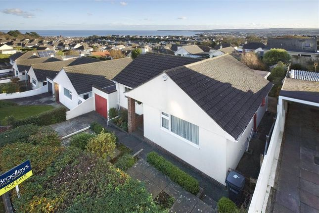 Thumbnail Detached bungalow for sale in Windmill Road, Paignton, Devon