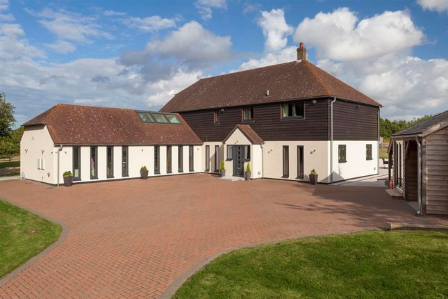 4 bedroom detached house for sale in Agester Lane, Denton, Canterbury, Kent