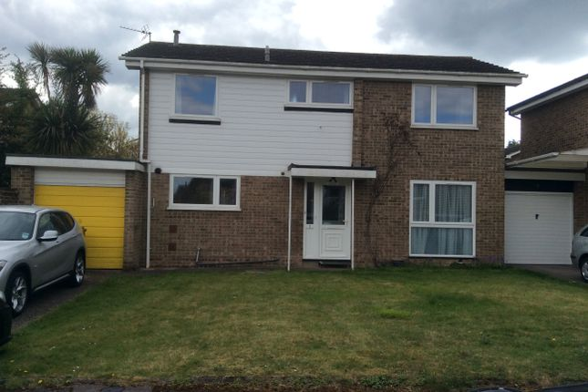 Thumbnail Detached house for sale in Evesham Close, Cheam
