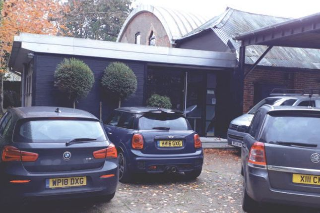 Thumbnail Office for sale in Blacksmith Lane, Guildford