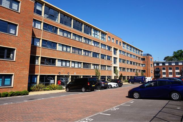Thumbnail Flat for sale in Kestrel Road, Farnborough