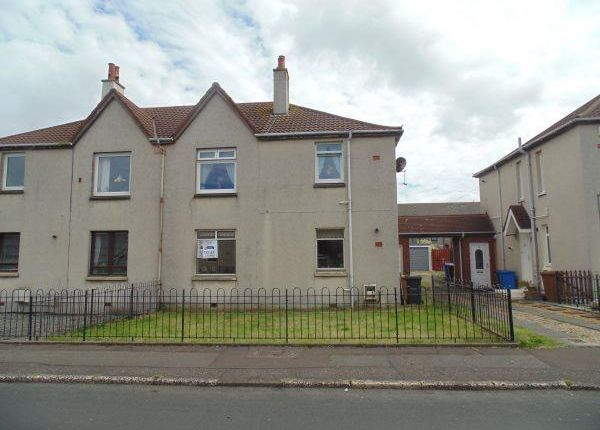 Thumbnail Flat to rent in Morris Moodie Avenue, Stevenston