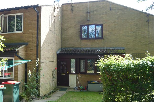 Thumbnail Terraced house to rent in Lanercost Road, Crawley