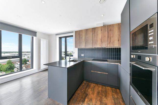 Thumbnail Flat to rent in Tillermans Court, Grenan Square, Greenford