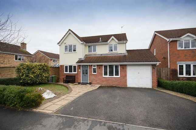 Thumbnail Detached house for sale in Church Lane, Downend, Bristol