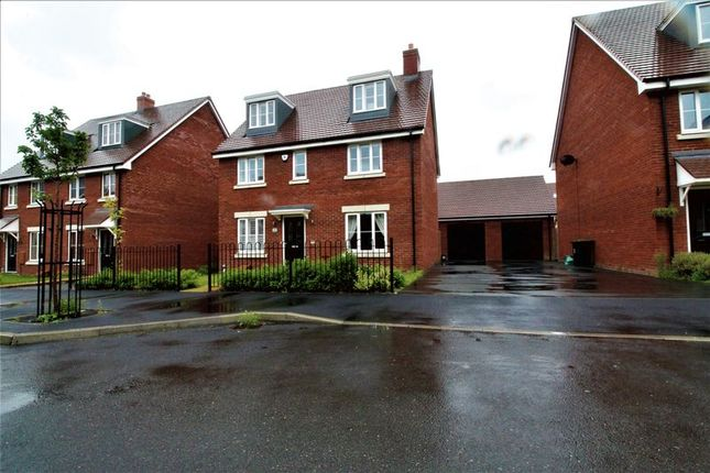 Thumbnail Detached house for sale in Ouse Way, Biggleswade