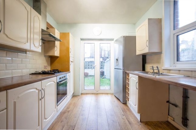 Thumbnail Terraced house to rent in Burleigh Road, Portsmouth