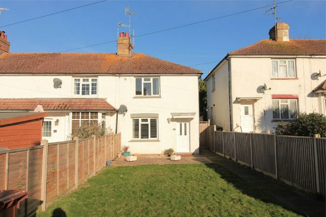 Thumbnail End terrace house for sale in Crowmere Terrace, Bexhill On Sea, East Sussex