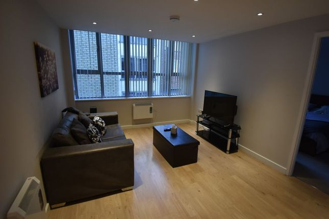 1 bed flat to rent in Princes Street, Ipswich IP1