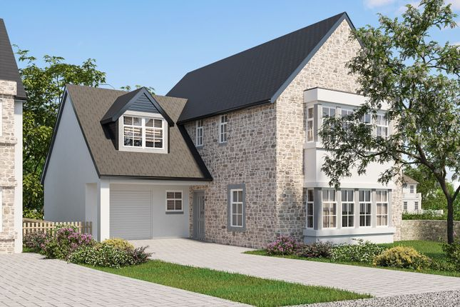 Thumbnail Detached house for sale in Hunter Street, Auchterarder