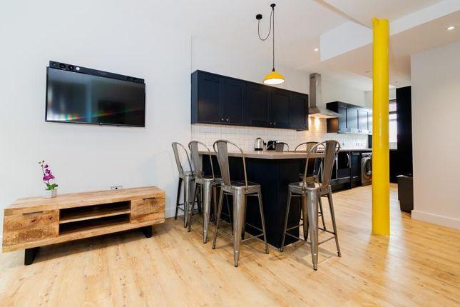 Thumbnail Flat to rent in Flat 4, 42 Bankfield Road, Huddersfield