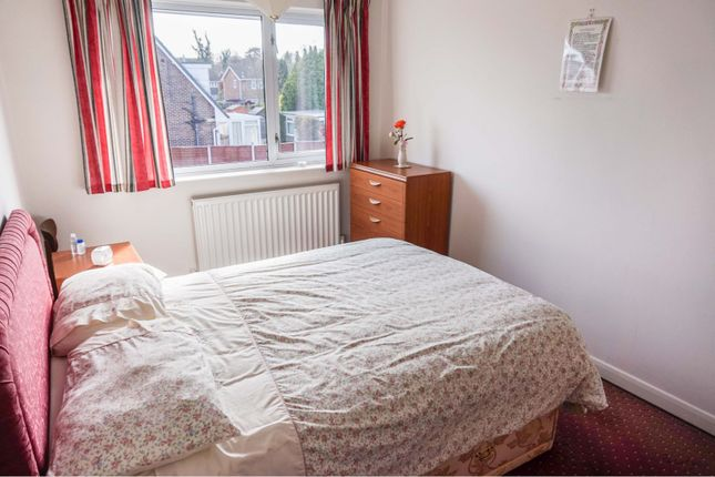 Bedroom One of Neston Drive, Bulwell NG6