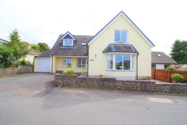 Thumbnail Detached house for sale in Newport