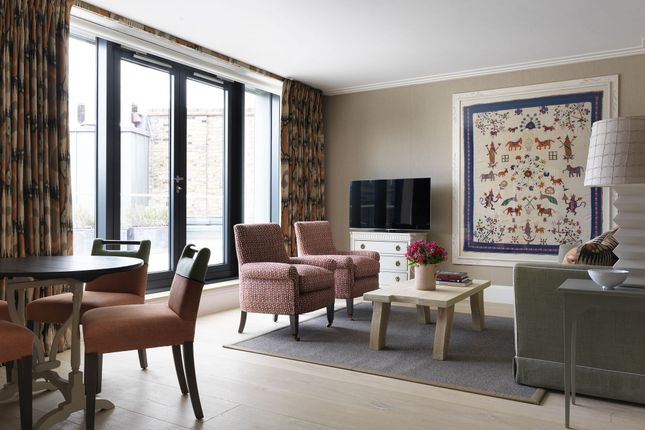 Thumbnail Flat to rent in One Denman Place, Soho, London