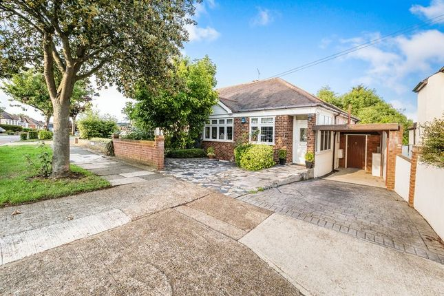 Thumbnail Semi-detached bungalow for sale in Havering Road, Romford
