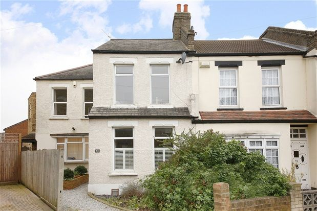 2 bed terraced house for sale in Highclere Street, London