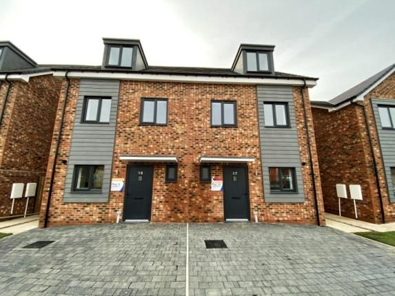 Thumbnail Semi-detached house for sale in Elm Gardens, Middleton St George, Darlington